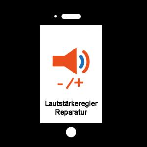Lautstärkeregler Reparatur