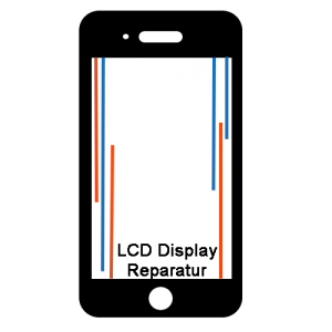 LCD-Display Reparatur