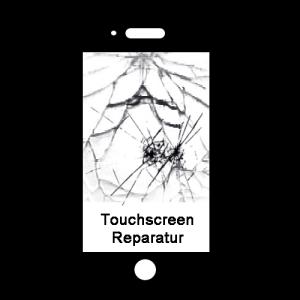 Displayglas-Touchscreen Reparatur Reparatur